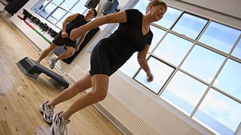 Auch im fortgeschrittenen Alter ist es noch nicht zu spät, mit Sport anzufangen