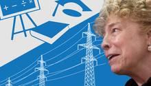 Gesine Schwan trat zweimal für die SPD als Kandidatin bei der Bundespräsidentenwahl an. Sie ist Leiterin der Humboldt-Viadrina School of Governance