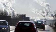 CO2, Methan und Lachgas heizen unser Klima auf.