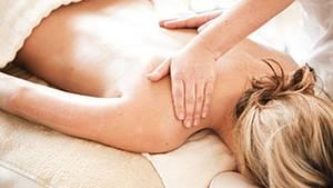 Massagen helfen bei Verspannungen