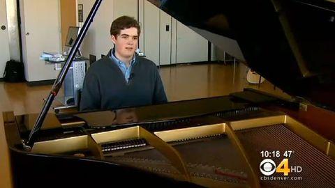Der US-Teenager Lachlan Connors wurde nach einem Unfall zum Musik-Genie.