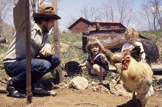 Der Fotograf John Cohen machte 1970 Aufnahmen von Bob Dylan - und kam dem Meister sehr nah