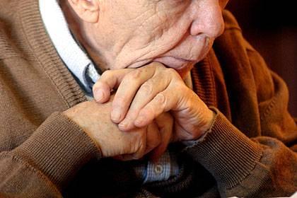 Pflegepatient: immenser Aufwand, der oft Jahre dauert