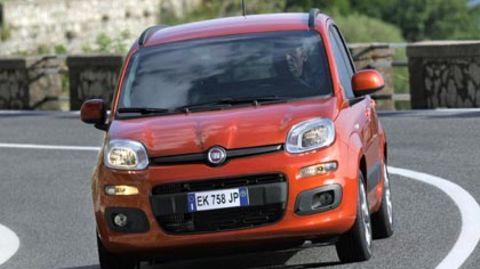 Fiat Panda: Die Größe im Kleinen