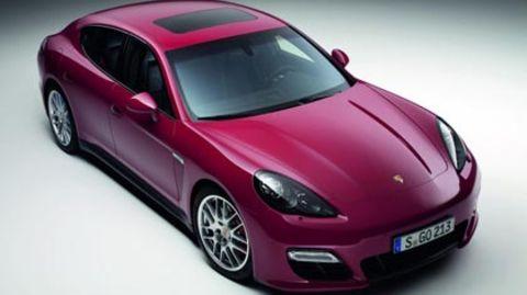 Porsche Panamera GTS: Die Extraportion Sportlichkeit