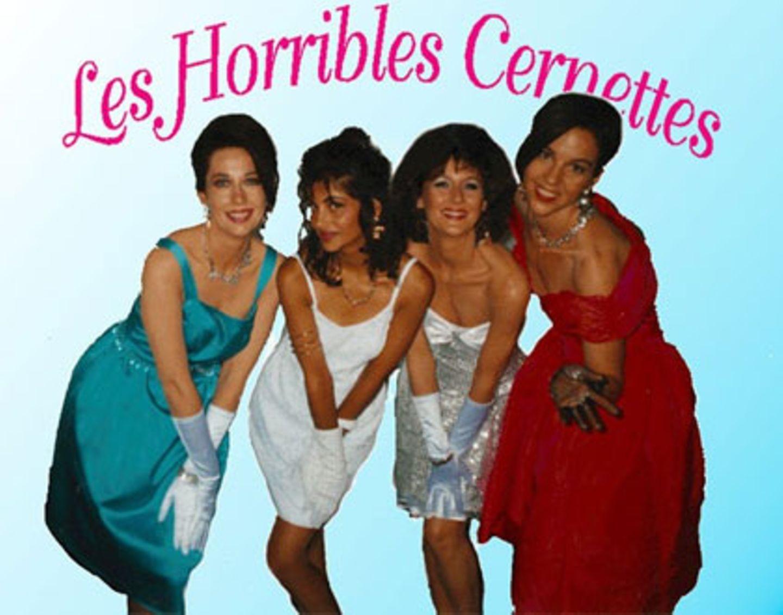 Bitte lächeln: Als diese vier Damen vor der Kamera posierten, wussten sie noch nicht, dass sie die ersten Personen im Netz sein würden