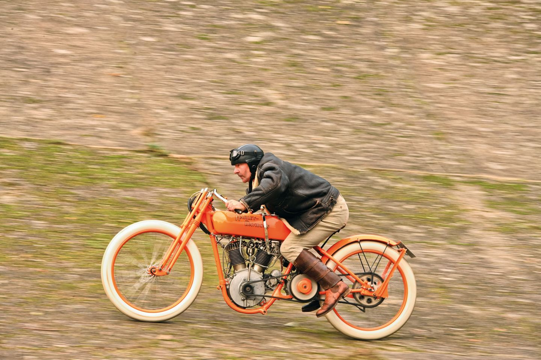 Harley-Davidson Model F