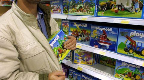 Jede Menge Spielzeug erbeutete die Familie aus Chicago bei ihren Ladendiebstählen und verkaufte die Waren anschließend via ebay (Symbolbild)