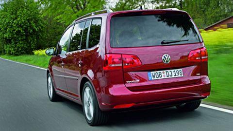 Der neue VW Touran: Sparsam und solide