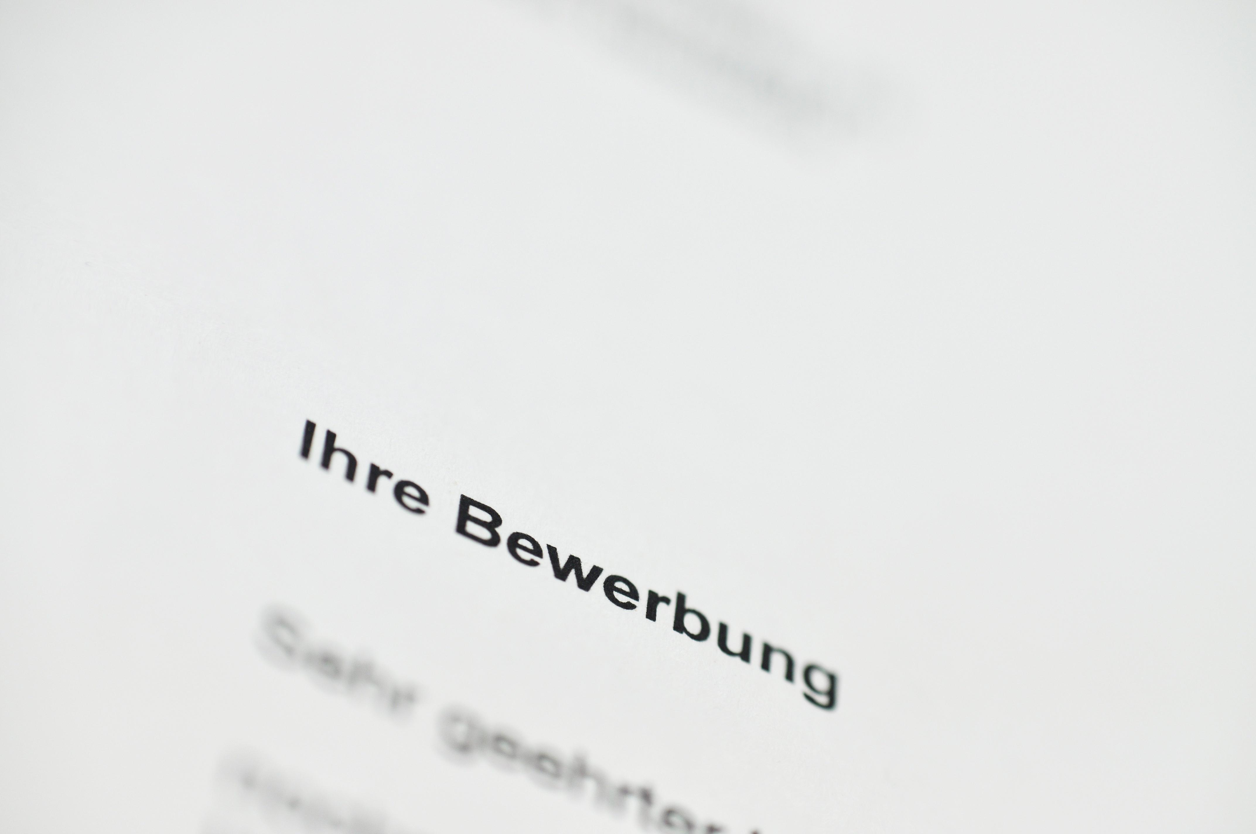 Online Bewerbungen Die Mail Ist Die Neue Bewerbungsmappe Sternde