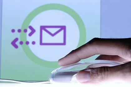 Die gute alte E-Mail ist im Web noch immer die beliebteste Kommunikationsmethode