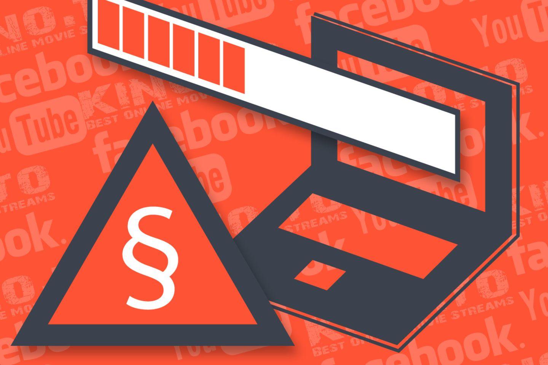 Streams, Downloads, Tauschbörsen: Im Internet warten viele Stolpersteine für Nutzer.