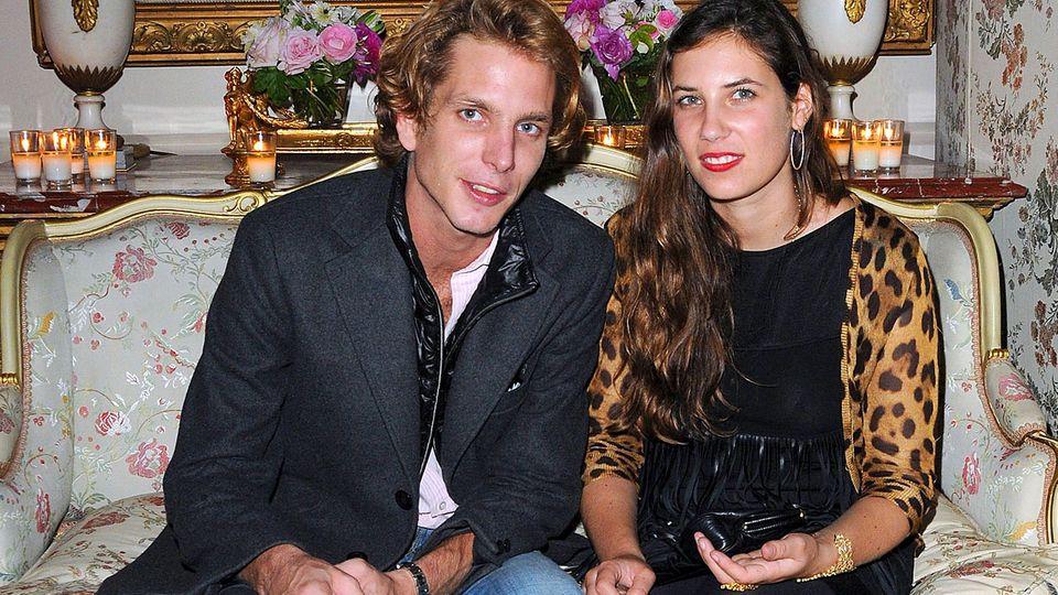 Die standesamtliche Trauung von Andrea Casiraghi und Tatiana Santo Domingo findet am 31. August in Monaco statt