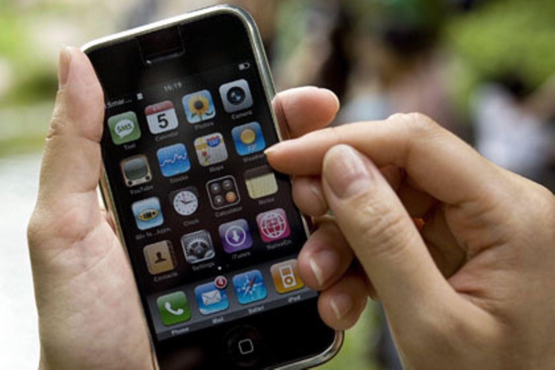 Smartphone Kritik