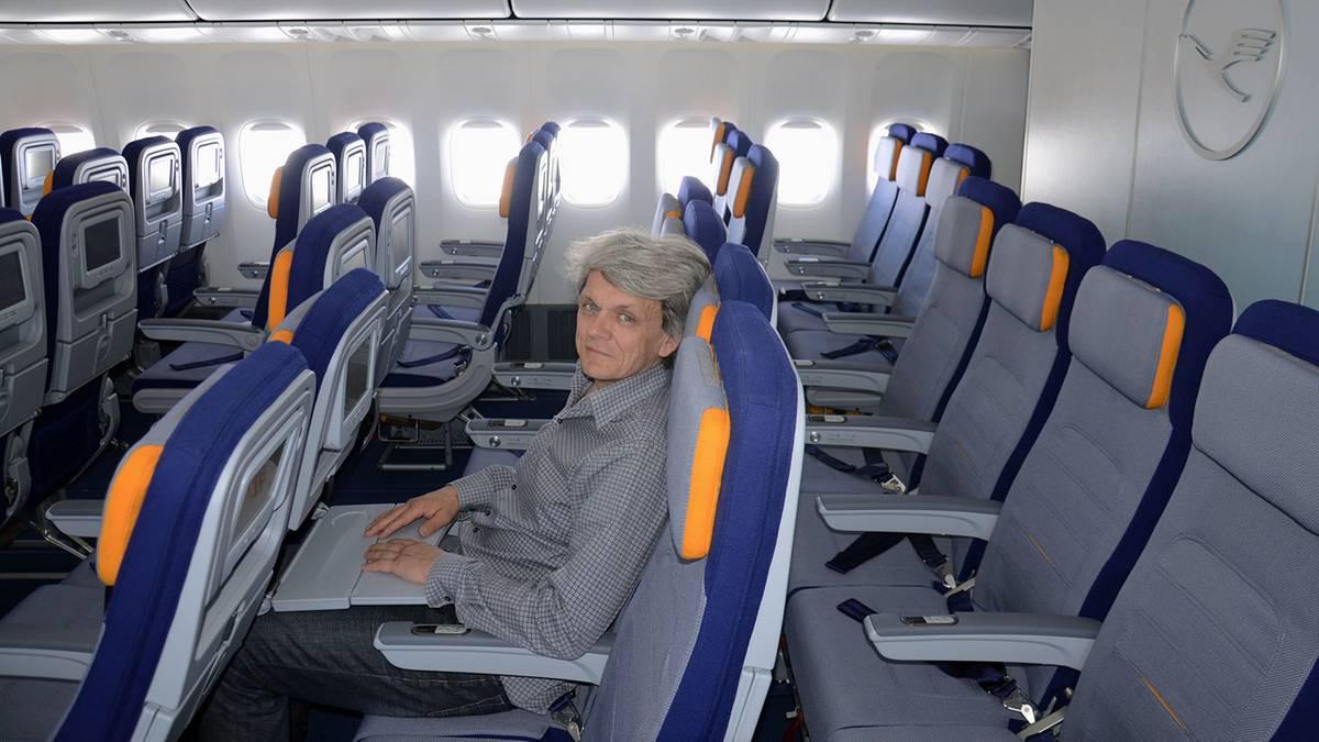 Boeing 747-8 Überführungsflug: Im leeren Jumbojet über den