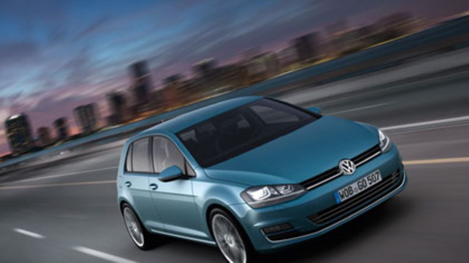 VW Golf VII: Triumph der Sachlichkeit