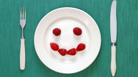 Falsche Ernährung? Richtig Ernährung? Einfach mal locker bleiben und genießen!