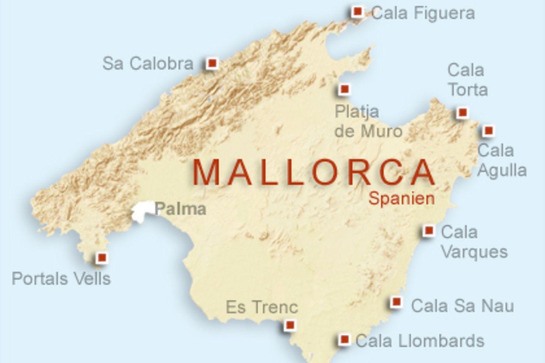 Wo Mallorcas schönste Badebuchten liegen