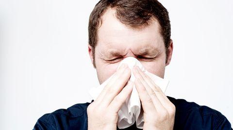 Gesundheit! Wissenschaftler fanden die Ursache für Schnupfen am Ort des Geschehens selbst: in der Nase.