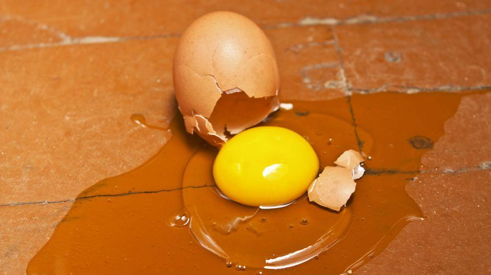 Das ist ein Ei. Ginge es nach dem Unternehmen Hampton Creek, könnte das bald Vergangenheit in Lebensmitteln sein.