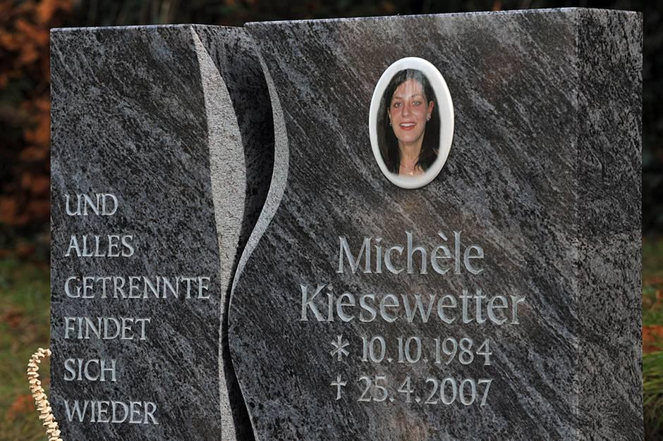 Grab von Michèle Kiesewetter in Oberweißbach. Sie gilt als zehntes Mordopfer des NSU. Aber warum musste sie sterben?