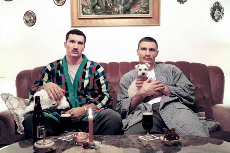 Herr und Frau Klitschko (1998)