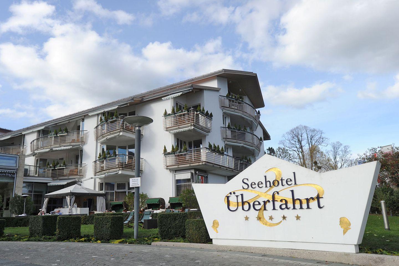"""""""Restaurant Überfahrt Christian Jürgens"""" in Rottach-Egern (Bayern) mit Küchenchef Christian Jürgens"""