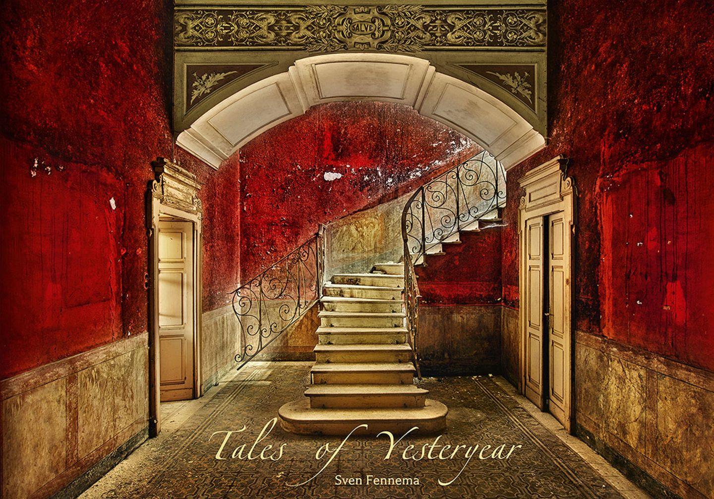 """Der Bildband """"Tales of Yesteryear"""" von Sven Fennema ist für 49,90 Euro auf der Homepage des Fotografen erhältlich."""