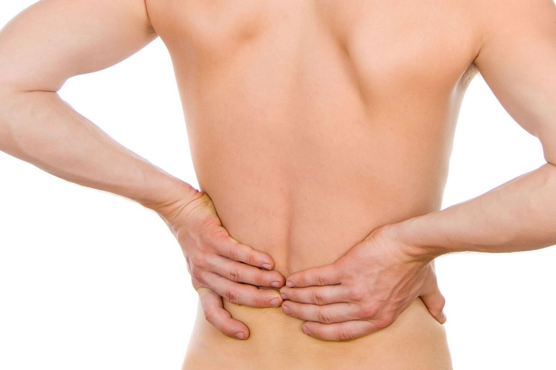 In 80 Prozent der Fälle verschwinden Rückenschmerzen innerhalb von zwei Monaten von selbst wieder