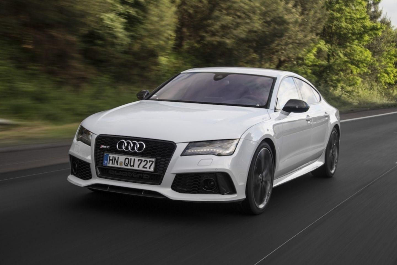 Der Audi RS 7 Sportback wiegt 15 Kilogramm weniger als der Audi RS 6 Avant.