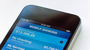 Onlinebanking via Smartphone ist praktisch, bietet aber auch Risiken