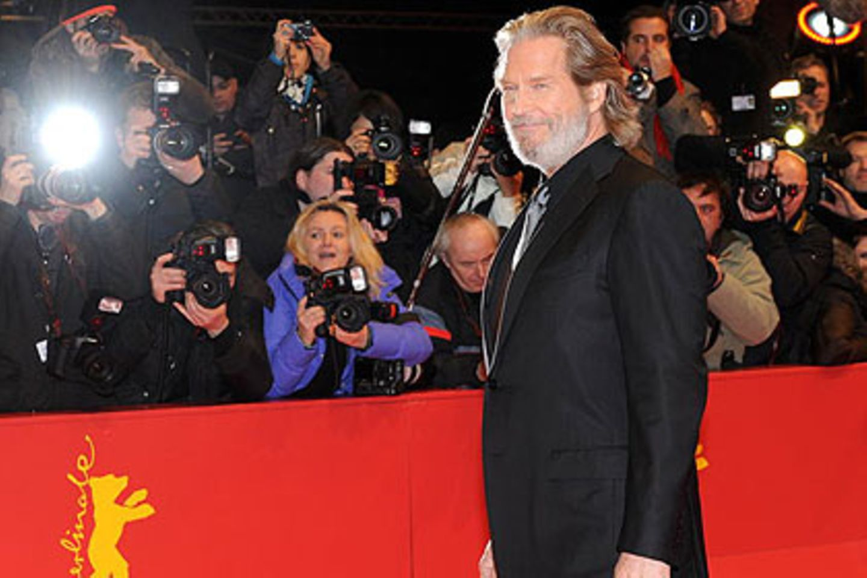 Jeff Bridges war zur Eröffnung der Berlinale in die deutsche Hauptstadt gekommen