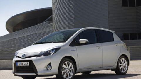 Toyota Yaris Hybrid: Der kleine Saubermann