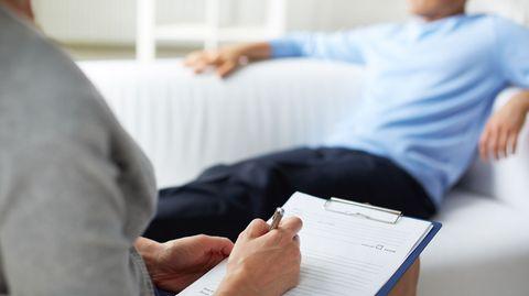 Ob eine therapeutische Beziehung entstehen kann, entscheidet das Gefühl des Patientens meist bereits in der ersten Sitzung.