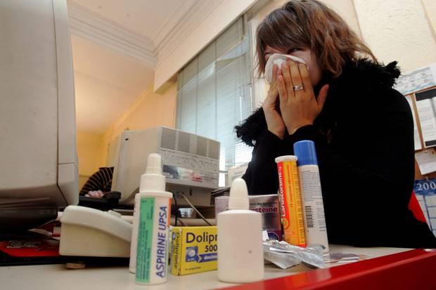 Grippe und Erkältungen plagen in diesem Jahr viele Deutsche