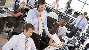 Social Media wird eine weitere Kommunikationsform im Büro