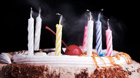 Geburtstage bedeuten Stress, der vor allem für ältere Menschen gefährlich werden kann