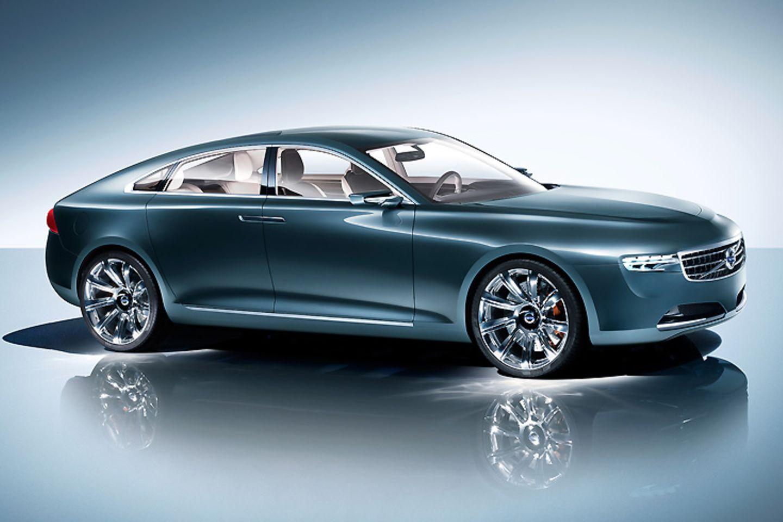 """Die auf der IAA gezeigte Volvo-Studie """"Concept You"""" nimmt nicht nur das Design eines möglichen neuen Flaggschiffs vorweg"""