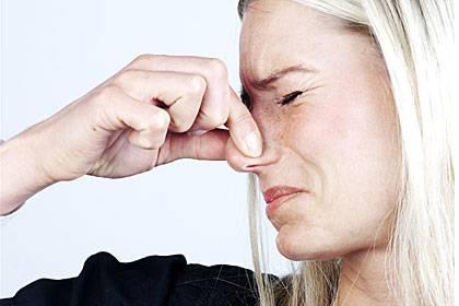 Manchmal auch ein Vorteil: Schlechte Gerüche sind für Menschen mit Anosmie auch nicht mehr wahrnehmbar