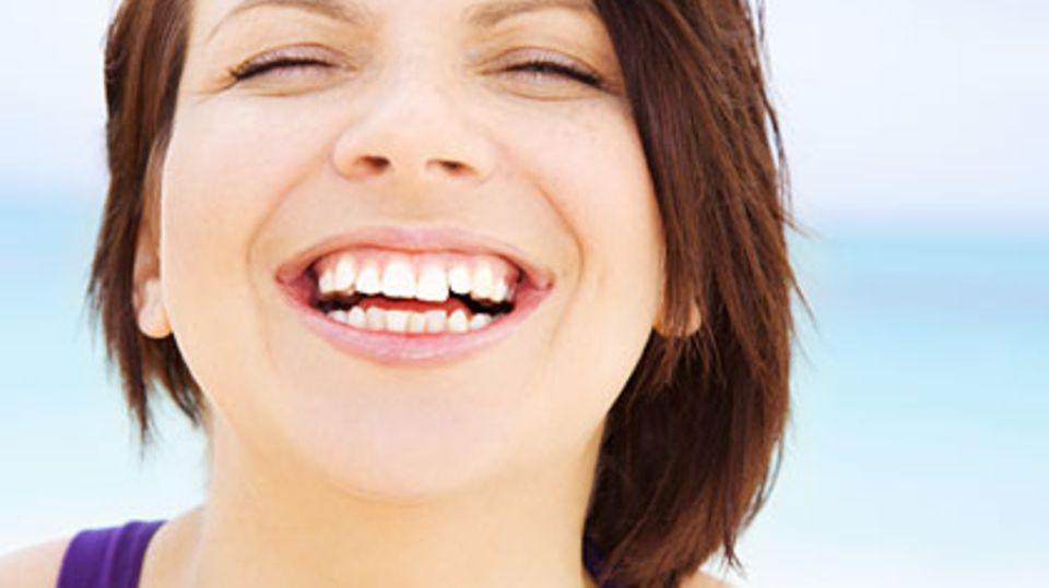 Lachen mag gesund sein, im indischen Mumbai ist es mitunter aber auch strafbar