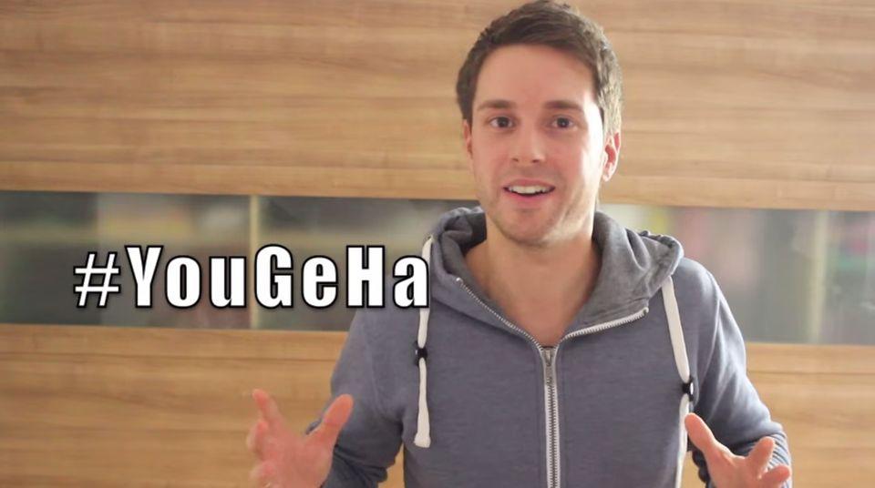 Kampagne #YouGeHa: Youtuber setzen Zeichen gegen Fremdenhass