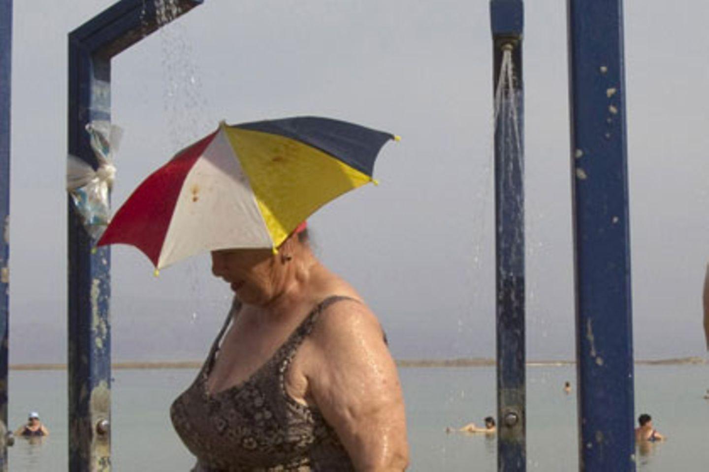 Geht es nach der EU-Kommission, wird es aus Europas Duschen bald nur noch tröpfeln.