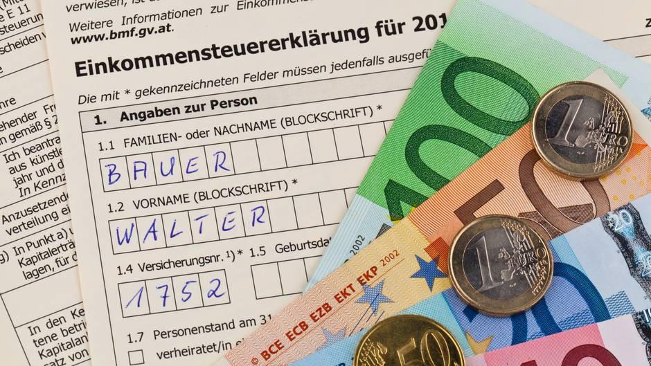 Steuerspartipps Vom Wiso Experten So Kriegen Sie Mehr Netto Vom