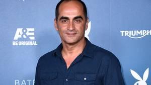 """Schauspieler Navid Negahban spielte in der US-Serie """"Homeland"""" den bösen Abu Nazir - und tritt"""