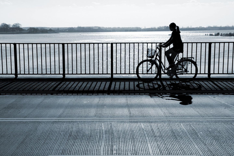 Mit dem Rad zur Arbeit zu fahren, ist gesund und gut für die Umwelt. Der Versuch in Norwegen zeigt aber, dass sich das Modell nicht durchsetzen lässt.