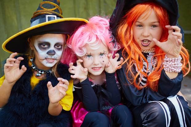 Halloween Kostüm Das Geben Die Deutschen Für Verkleidung Aus Sternde