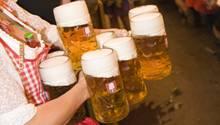 Garant für Genuss: Bierkenner schätzen die Schaumkrone als Qualitätsmerkmal.