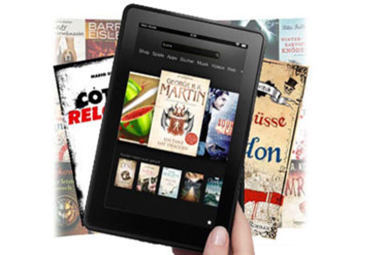 Amazon startet Ende Oktober eine digitale Leihbibliothek für die Kindle-Geräte