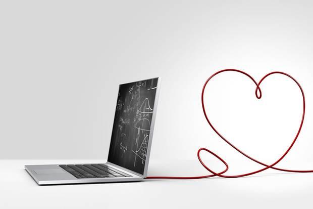 Mit ein paar statistischen Tricks hat der Mathematiker Chris McKinlay in einem Datingportal seine große Liebe gefunden.