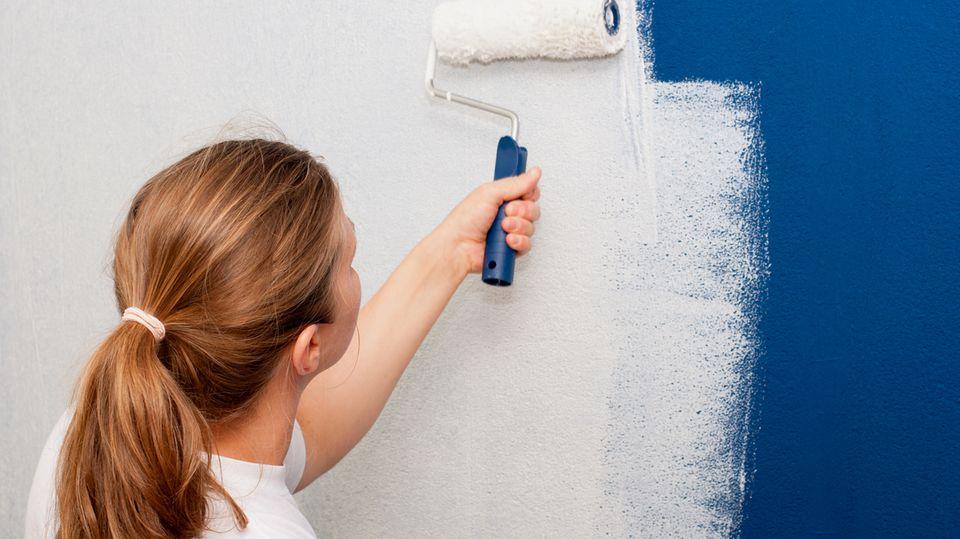 Häufiger Streitfall: In welchem Zustand - und in welchen Farben - darf eine Wohnung bei Auszug übergeben werden?